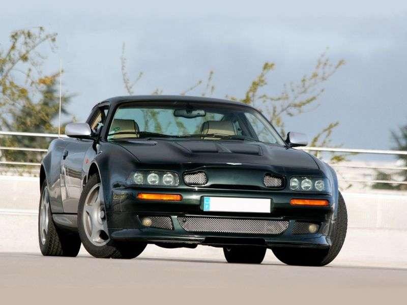 Aston Martin Vantage 2. generacja V8 Le Mans coupe 5.3 V8 MT (1999–2000)