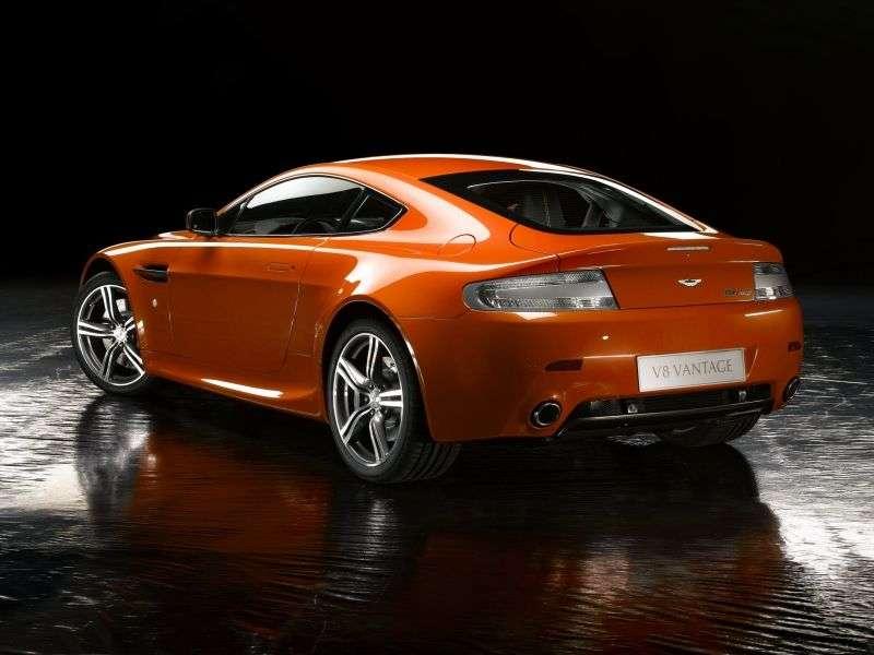 Aston Martin Vantage 3rd generation V8 N400 coupe 4.3 V8 Sportshift (2007–2008)