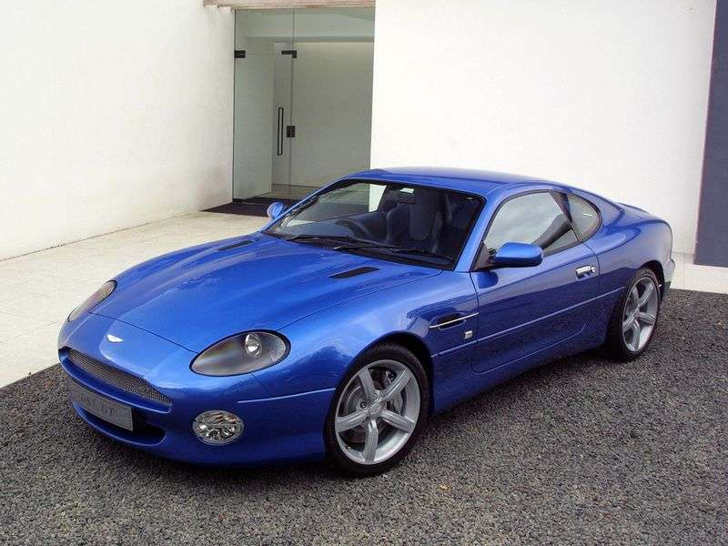 Aston Martin DB7 GT Coupe 5.9 MT (2003–2004)