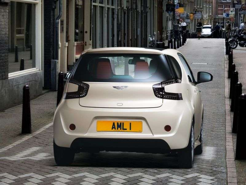 Aston Martin Cygnet 1st generation 1.3 MT hatchback (2011 – n.)