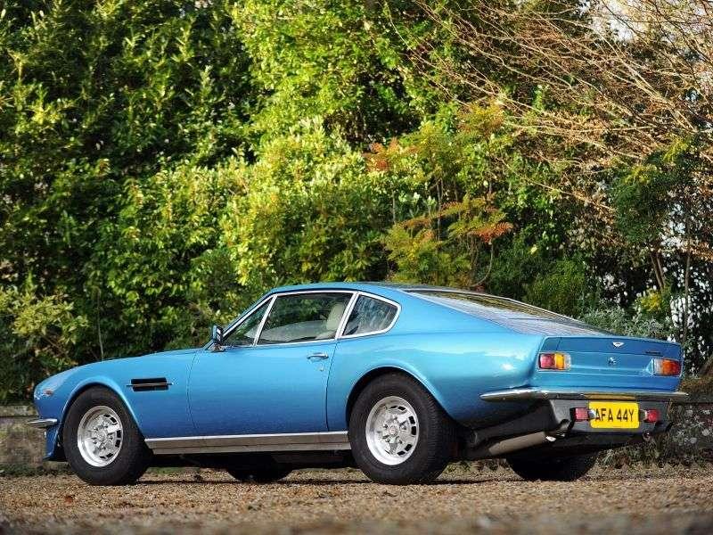 Aston Martin Vantage 1st generation V8 coupe 5.3 V8 MT (1977–1989)