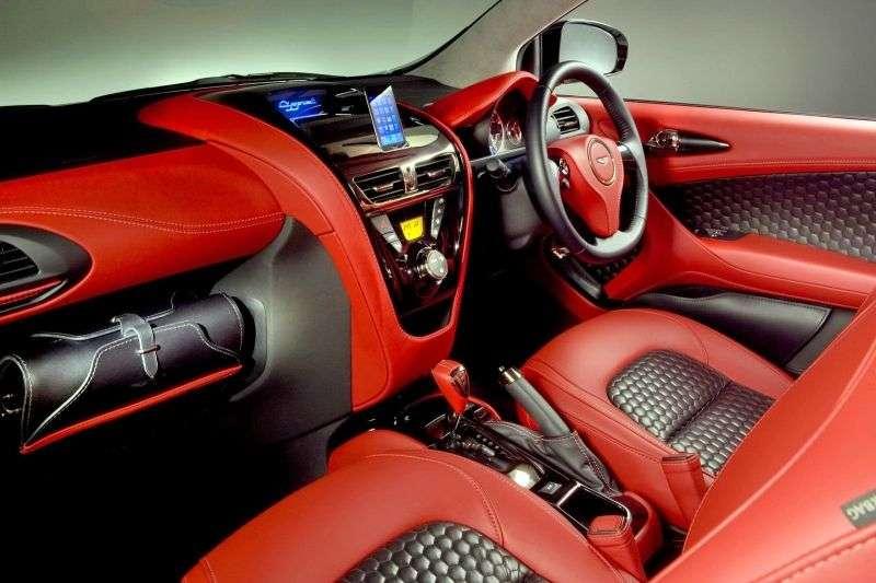 Aston Martin Cygnet 1st generation hatchback 1.3 CVT (2011 – n.)