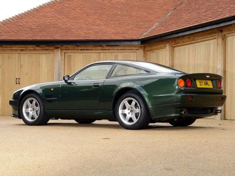 Aston Martin Vantage 2 drzwiowy V8 coupe 2 drzwiowy 5,3 V8 MT (1993 1999)