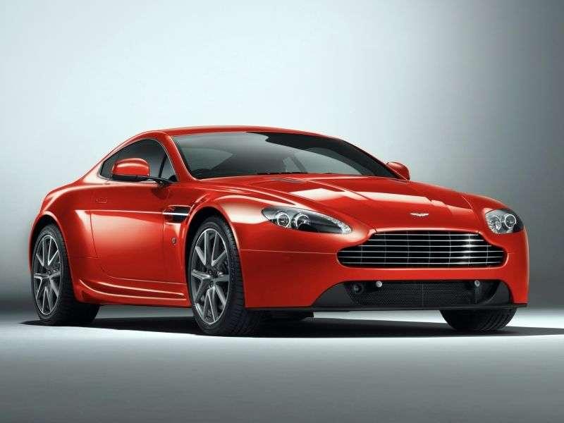 Aston Martin Vantage 3rd generation [2nd restyling] V8 S Coupe 2 dv. 4.7 V8 Sportshift II Basic (2012 – current century)