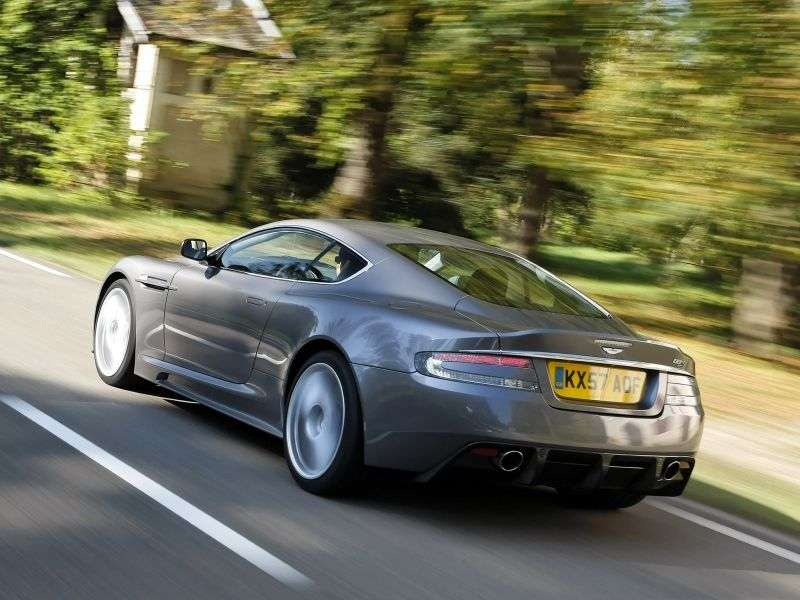 Aston Martin DBS 2nd generation coupe 6.0 V12 MT Basic (2007 – n.)