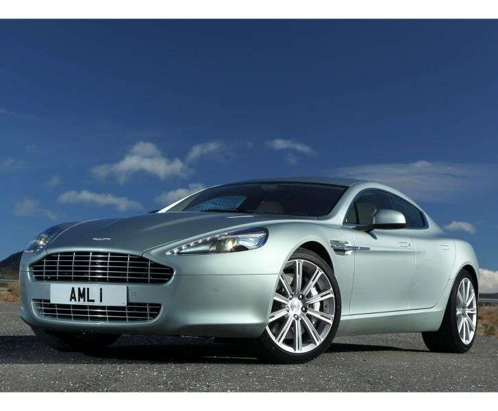 Aston Martin Rapide 1st generation coupe 6.0 V12 AT Basic (2009 – n.)