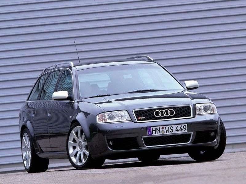 Audi RS6 C5universal 4.2 TFSI quattro AT (2002–2004)
