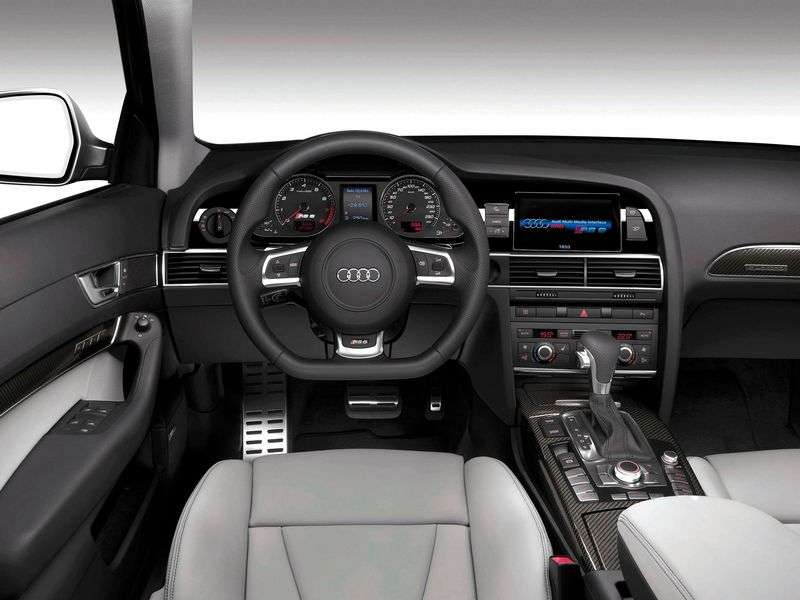 Audi RS6 C6sedan 5.0 TFSI quattro AT (2008–2010)