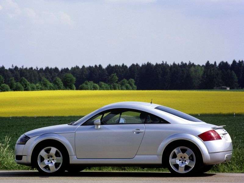 Audi TT 8N Coupe 1.8 T MT (1998–2003)