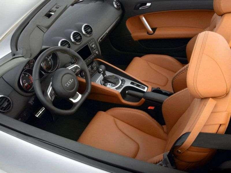 Audi TT 8 Jrodster 2 drzwiowe 2.0 TFSI quattro MT (2006 2010)