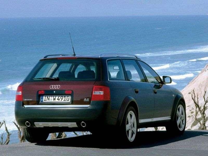 Audi Allroad 4B, C5universal 2.5 TDI quattro AT (2000–2004)