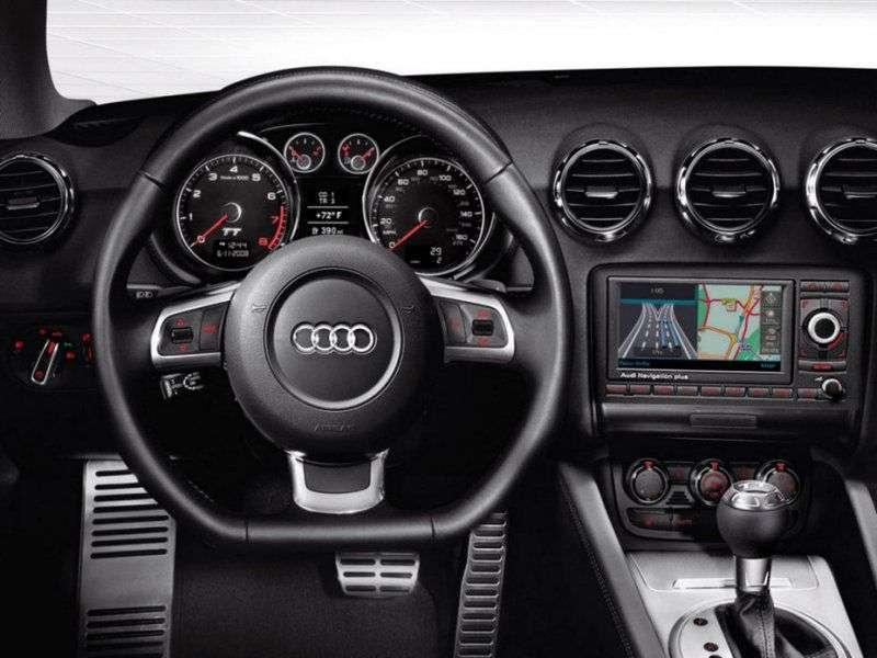Audi TT 8Jkupe 2 doors 2.0 TFSI S tronic (2008–2010)