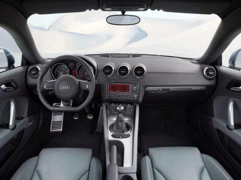 Audi TT 8J coupe 2 drzwiowe 1.8 TFSI MT (2006 2010)