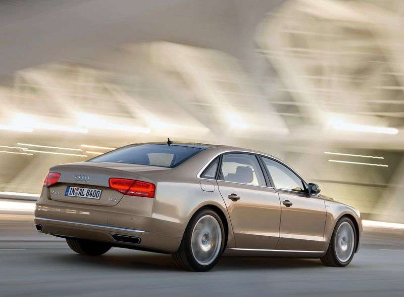Audi A8 D4 / 4HSedan 4.2 TDI quattro tiptronic Basic (2010 – current century)