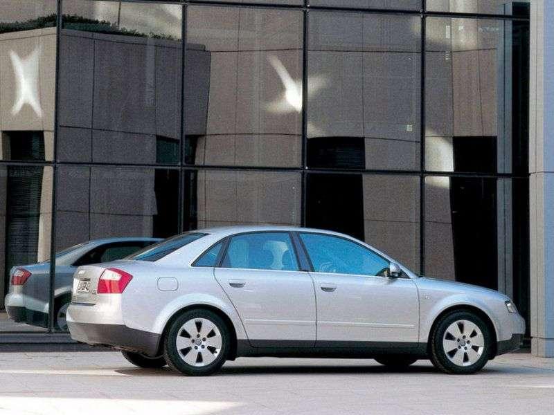 Audi A4 B6 sedan 1.9 TDI MT (2001 2004)