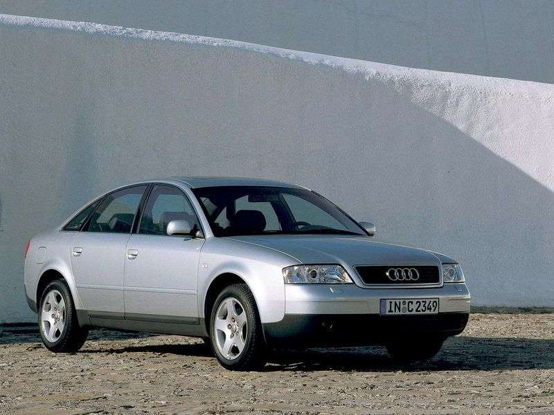 Audi A6 4B, C5Sedan 2.5 TDI quattro AT (2000–2001)