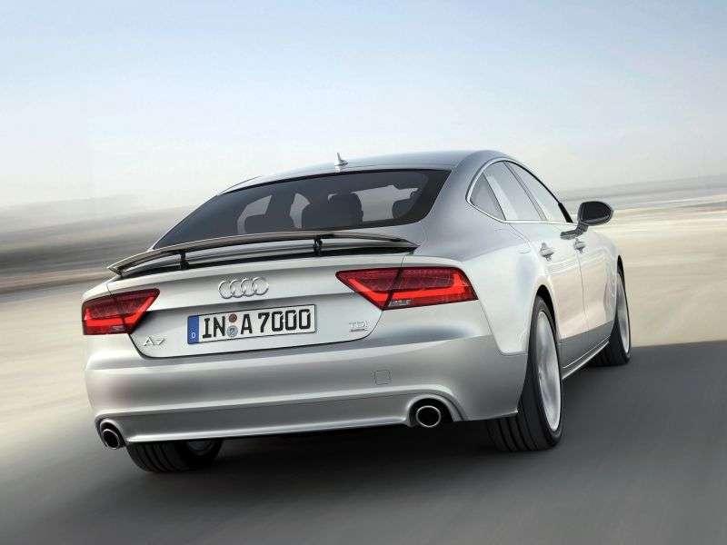 Audi A7 1st generation Sportback liftback 2.8 FSI quattro S tronic Basic (2010 – n.)