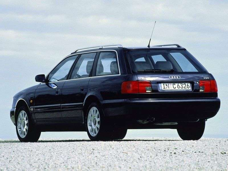 Audi A6 A4, C4universal 2.6 AT (1994–1997)