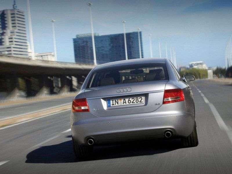 Audi A6 4F, C6 sedan 3.2 FSI CVT (2005–2008)