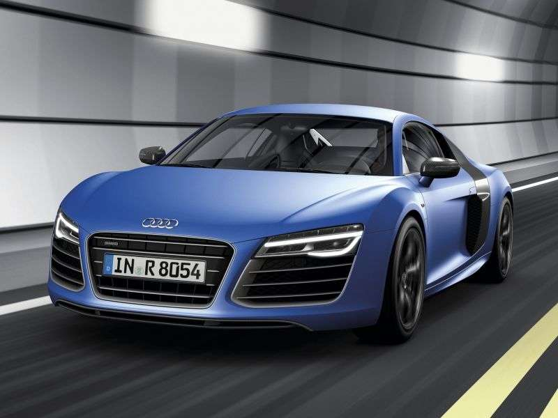 Audi R8 1st generation [restyling] coupe 5.2 V10 Plus MT (2012 – n.)