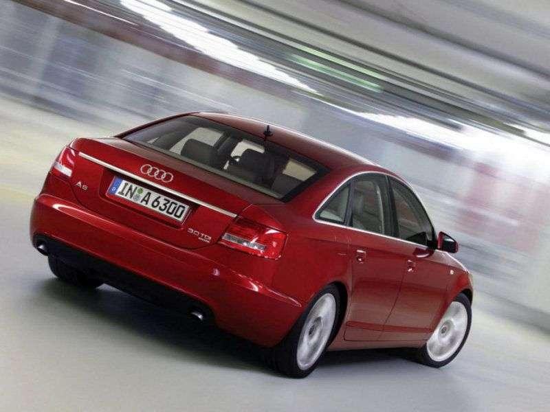 Audi A6 4F, C6sedan 2.4 MT (2004–2008)