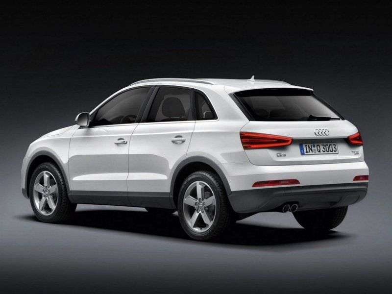 Audi Q3 1st generation crossover 1.4 TFSI MT Basic (2013 – n.)