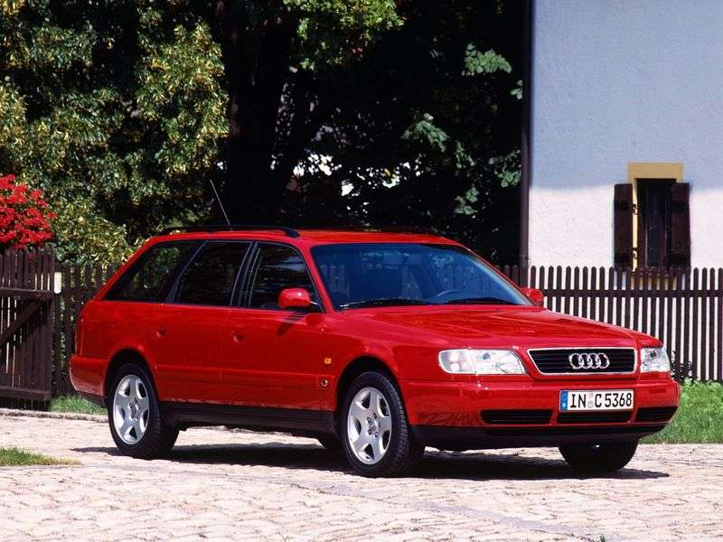 Audi A6 A4, C4universal 2.0 AT (1994–1995)