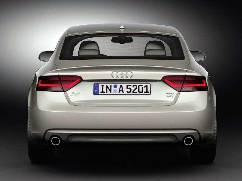 Audi A5 pierwszej generacji [zmiana stylizacji] Sportback liftback 2.0 TFSI quattro MT Base (2012–2013)
