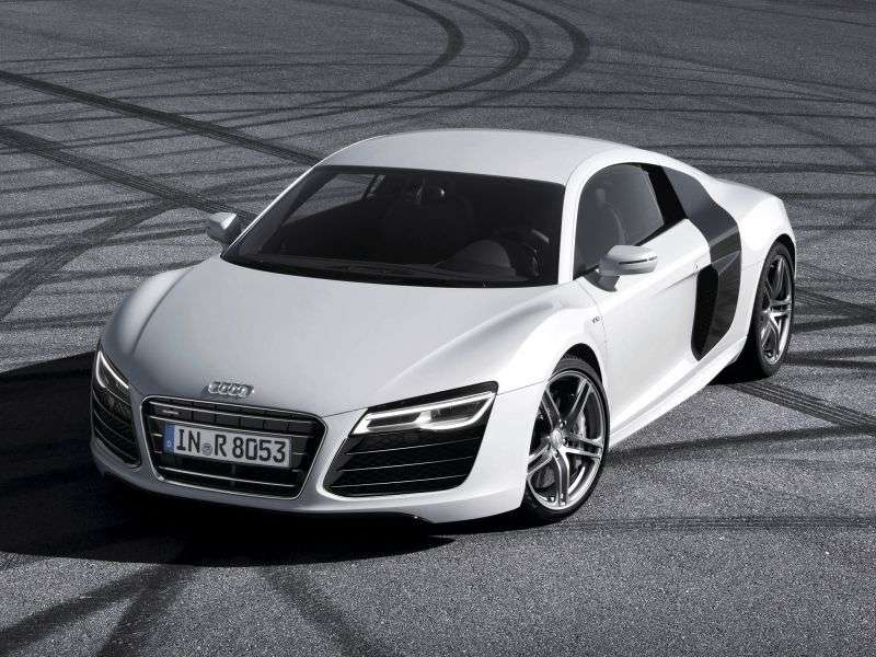 Audi R8 1st generation [restyled] coupe 5.2 V10 MT (2012 – n.)