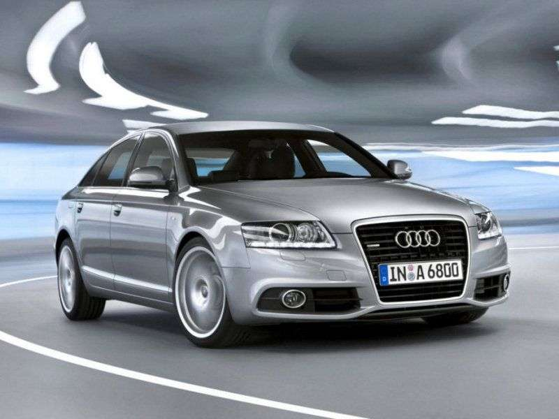 Audi A6 4F, C6 [restyling] 3.0 TFSI sedan quattro AT (2008–2011)