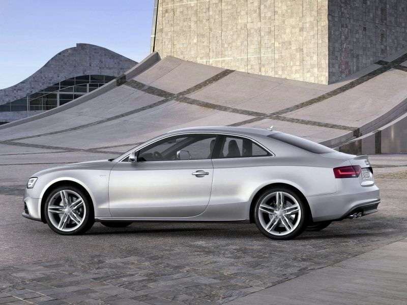 Audi S5 1st generation [restyled] coupe 3.0 TFSI quattro S tronic Basic (2012 – n.)