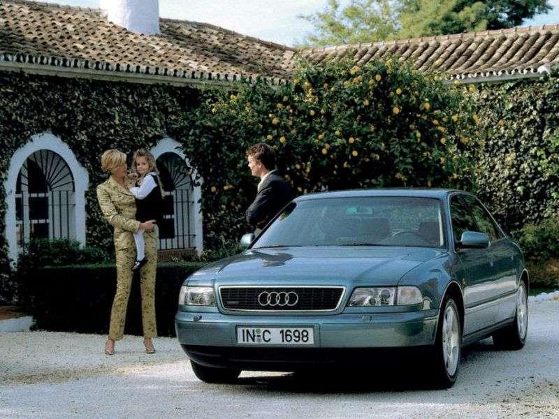 Audi A8 D2 / 4Dsedan 2.8 AT (1994–1996)