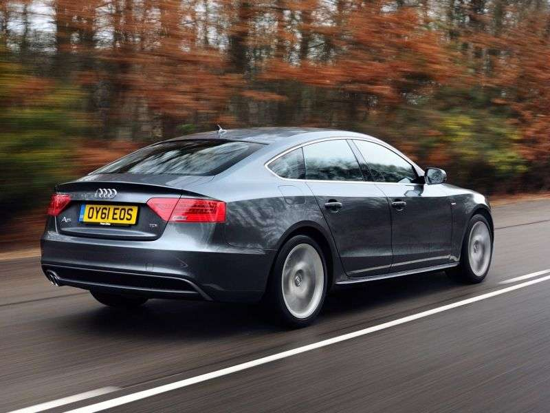 Audi A5 1st generation [restyling] Sportback liftback 2.0 TFSI MT Basic (2011–2013)