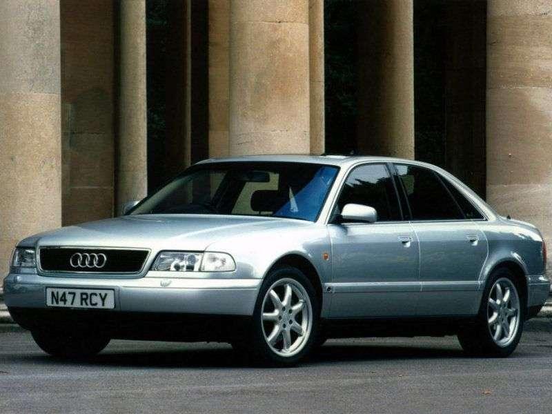 Audi A8 D2 / 4D sedan 3.7 quattro AT (1995 1998)