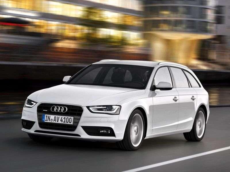 Audi A4 B8 [zmiana stylizacji] Avant kombi 5 drzwiowy. 2.0 TDI multitronic Basic (2013 obecnie)
