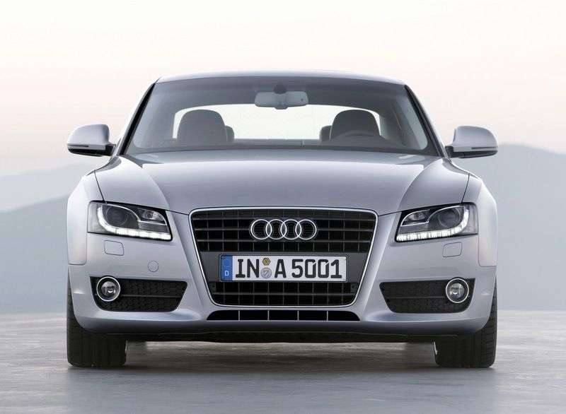 Audi A5 1st generation coupe 3.2 FSI quattro MT Basic (2007–2011)