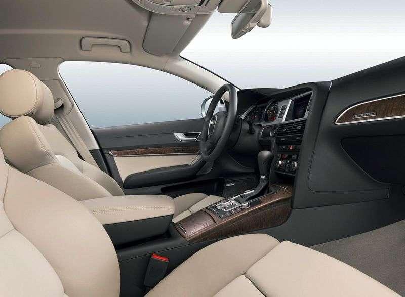 Audi A6 4F, C6 [restyling] allroad quattro wagon 5 dv. 4.2 FSI quattro AT (2008–2011)