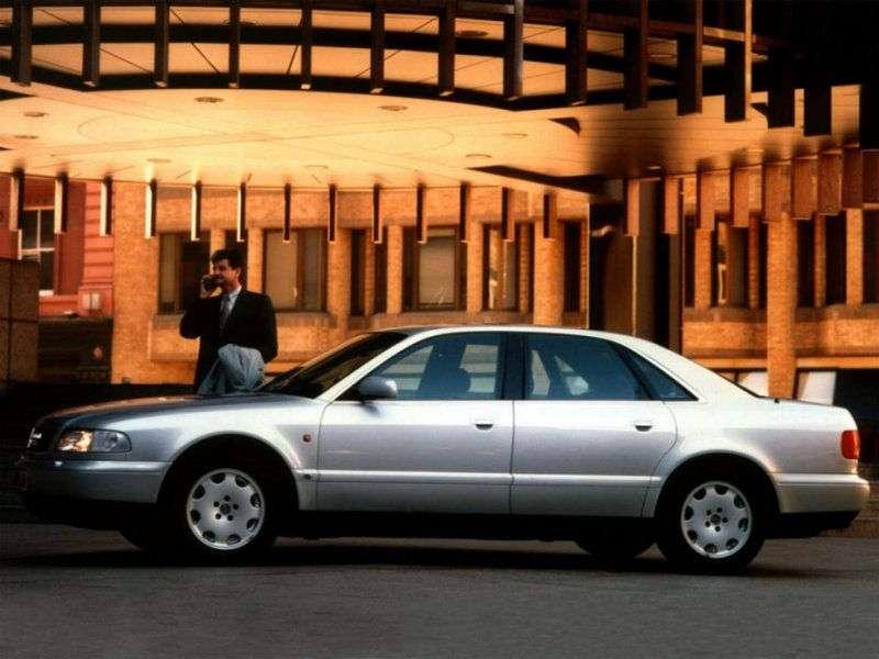 Audi A8 D2 / 4Dsedan 4.2 quattro AT (1998–1999)