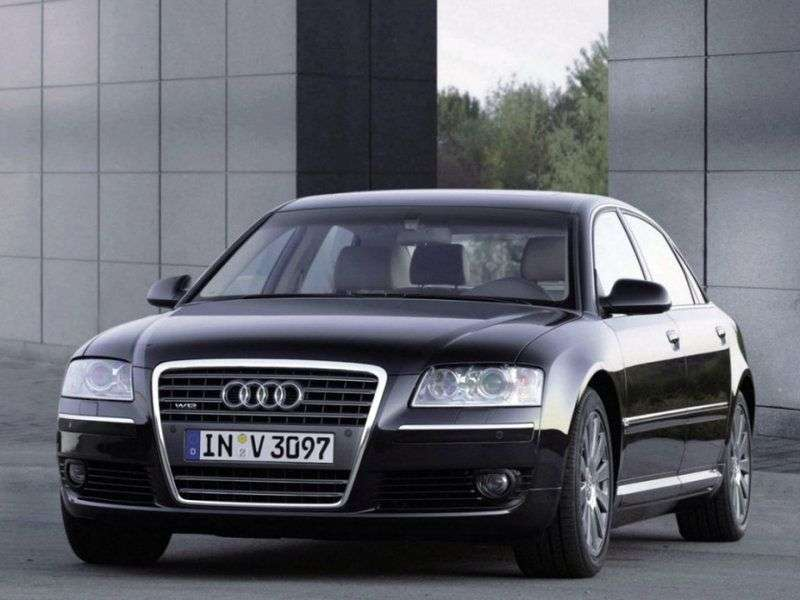 Audi A8 D3 / 4E [restyling] sedan 4.2 quattro AT (2005–2006)