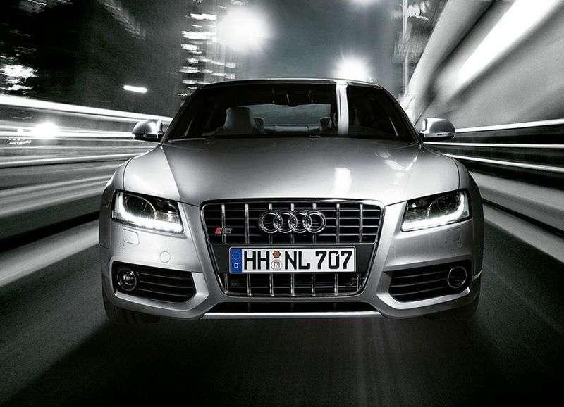 Audi S5 1 generation coupe 2 doors 4.2 FSI quattro MT Basic (2007–2011)