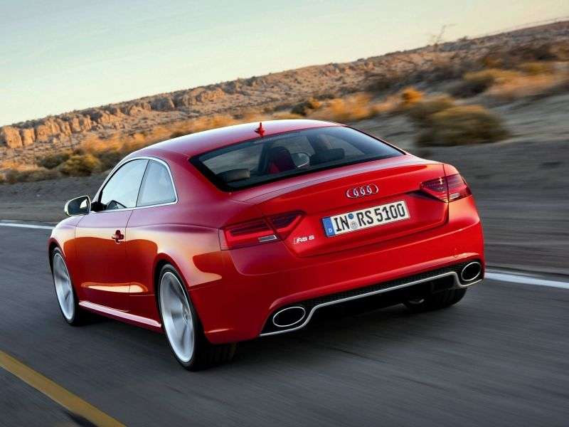 Audi RS5 1st generation [restyling] coupe 4.2 FSI quattro S tronic Basic (2012 – n.)