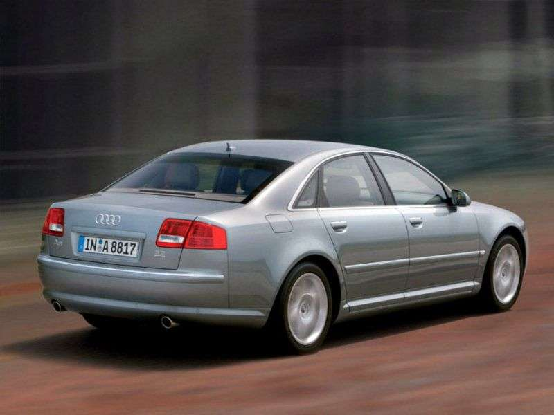 Audi A8 D3 / 4E [restyling] 4.2 L TDI quattro AT sedan (2005–2009)