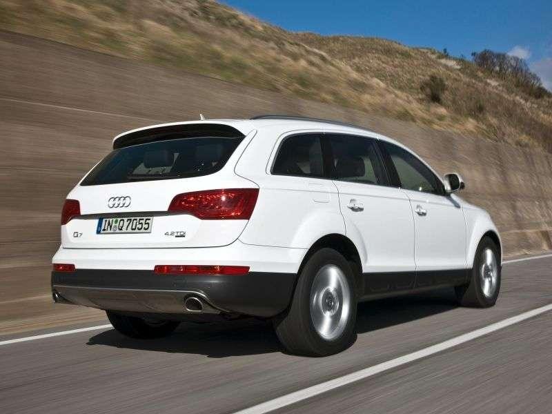 Audi Q7 1st generation crossover 3.0 TDI quattro tiptronic Sochi Collection (2006 – present)