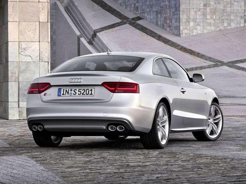 Audi S5 1.generacja [zmiana stylizacji] coupe 3.0 TFSI quattro S tronic Base (2012 obecnie)