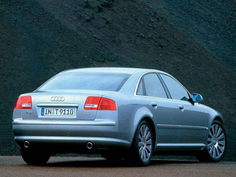 Audi A8 D3 / 4Esedan 3.0 L CVT (2003–2005)