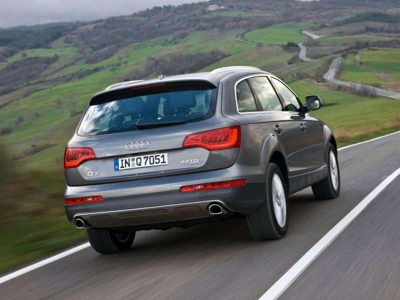 Audi Q7 crossover pierwszej generacji 3.0 TDI quattro tiptronic Sochi Collection (2006 obecnie)