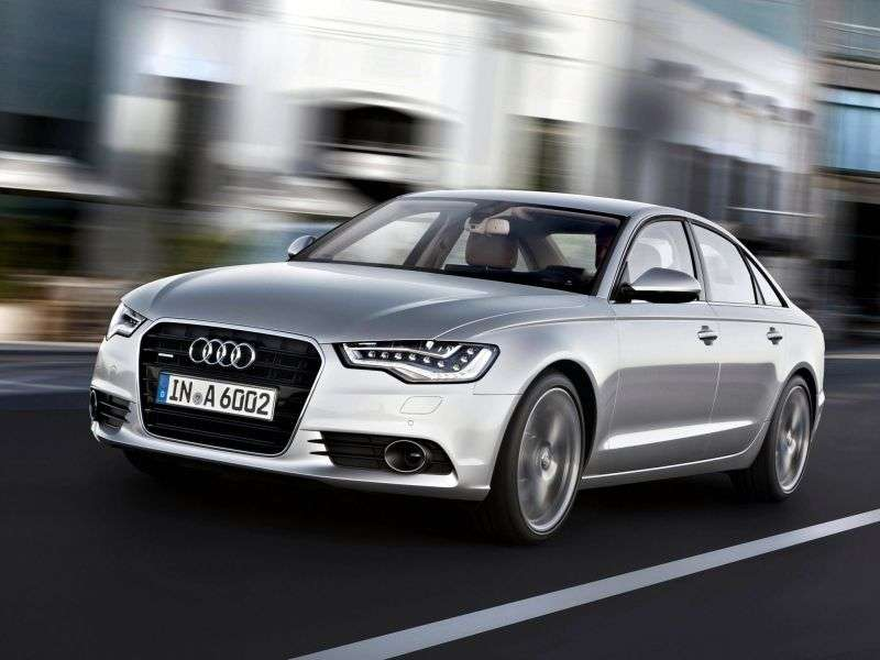 Audi A6 C7 sedan 2.0 TDI multitronic Base (2011 obecnie)
