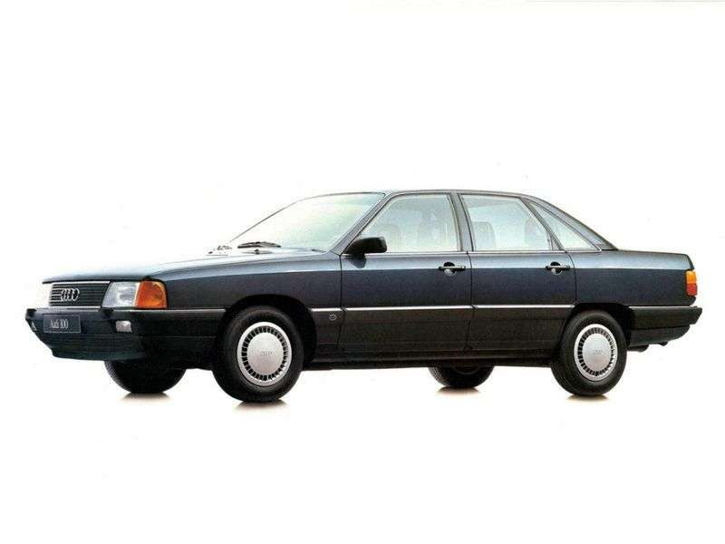 Audi 100 44, 44Q, C3Sedan 2.0 D Turbo MT (1988–1990)