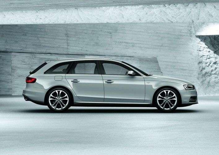 Audi S4 B8,8K [zmiana stylizacji] Avant kombi 3.0 TFSI quattro S tronic Base (2011 obecnie)