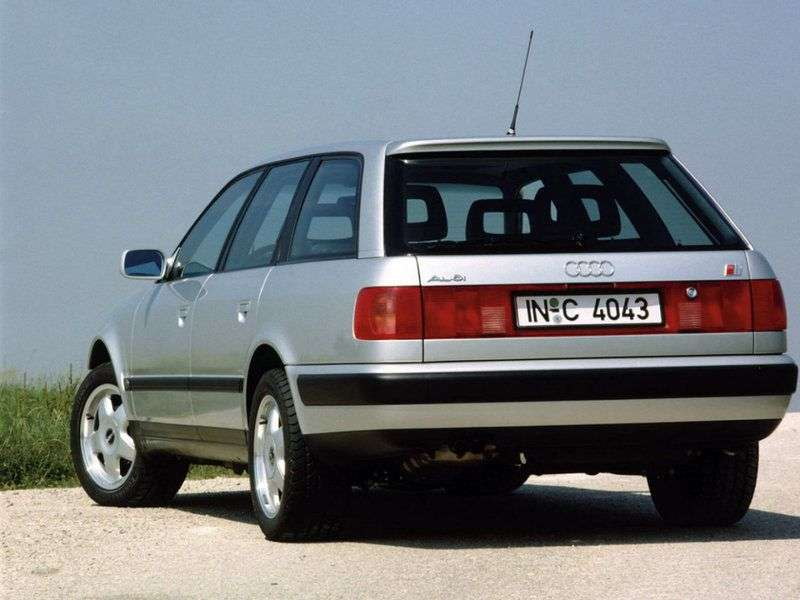 Audi 100 4A, C4Avant wagon 2.6 quattro MT (1992–1994)